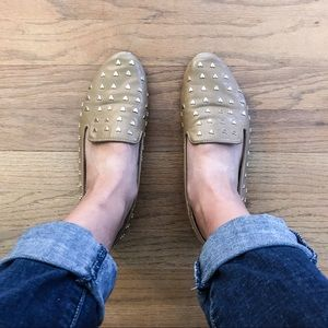 Forever 21 Heart Loafers